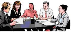 Board members clipart