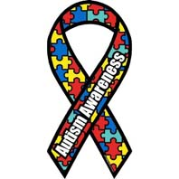 Buy an autism awareness magnet