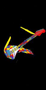 RFA musician with guitar